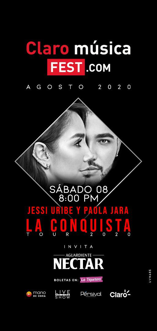 Publicidad sabado 8 TOUR LACONQUISTA
