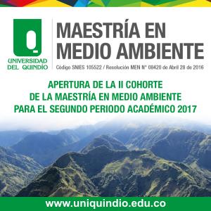 Maestría en Universidad del Quindío